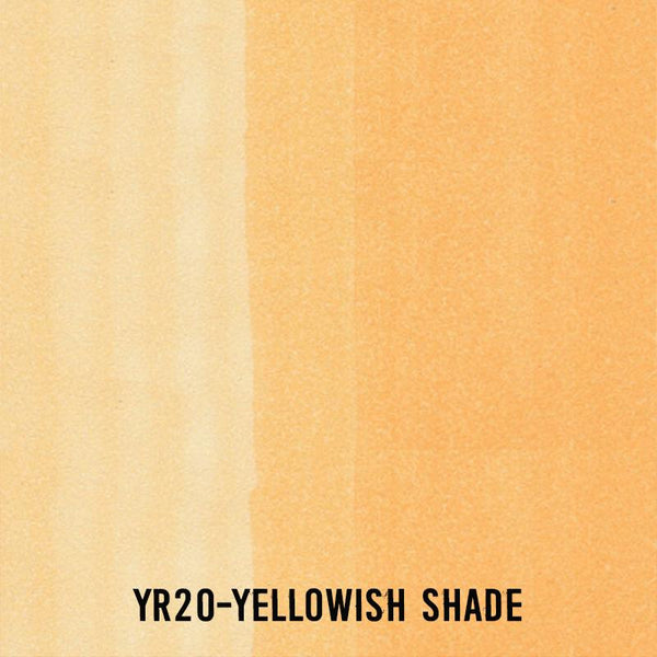 COPIC Ink YR20 Yellowish Shade