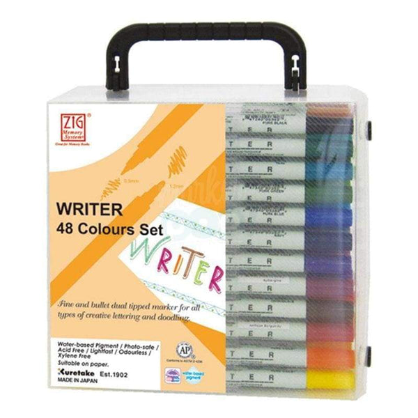 Zig Writer Marker 48Pc Markers