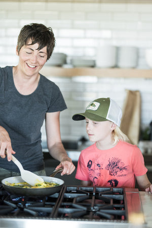 You asked for it, kids want it: Kid's Cooking Class