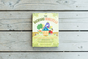 backyard homestead by Carleen Madigan