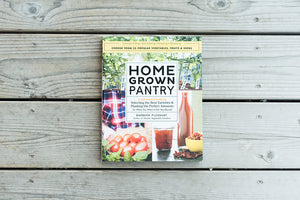 home grown pantry book by Barbara Pleasant