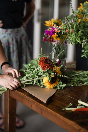 Landscape for Cut Flowers and Foraged Bouquets Workshop