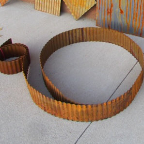 Corrugated Decorative Project Strips
