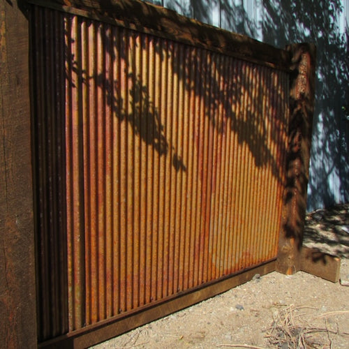 Corrugated Large Panels 26