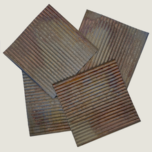 metal ceiling panels