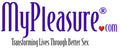 MyPleasure - Pretty Ends Iridescent Butt Plugs Medium - Midnight Blue