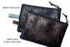 Javelina zipper bag : many colors!