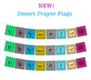 NEW! Desert Prayer Flags