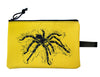 Tarantula zipper bag : many colors!