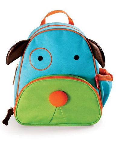 SKIP HOP Zoo Packs Little Kids Backpack (Dog) - Bag Space Darling Harbour