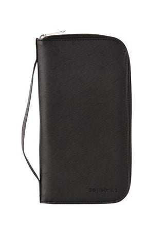 RFID Passport Wallet - bag space Cherrybrook