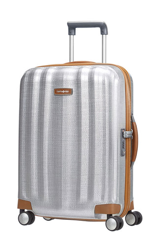 Samsonit LITE-CUBE DLX (Aluminium 55cm Spinner) - bag space Darling Harbour
