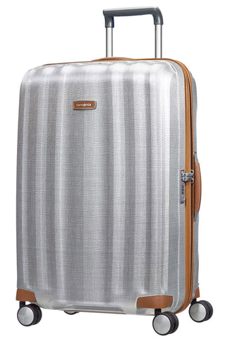 Samsonit LITE-CUBE DLX (Aluminium 76cm Spinner) - bag space Darling Harbour
