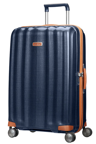 Samsonite LITE-CUBE DLX (Midnight Blue 76cm Spinner) - bag space Darling Harbour