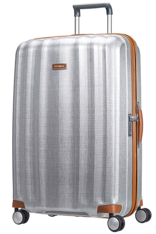 Samsonit LITE-CUBE DLX (Aluminium 82cm Spinner) - bag space Darling Harbour