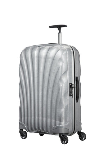 Samsonite COSMOLITE (Silver - 55 cm Spinner) - Bag Space Darling Harbour