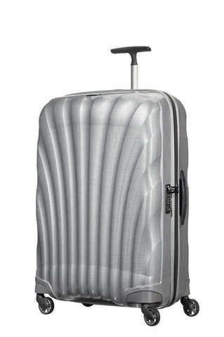 Samsonite COSMOLITE (Silver - 75 cm Spinner) - Bag Space Darling Harbour
