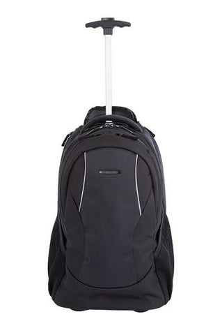 CASUAL Wheeled Laptop Backpack - bag space Cherrybrook