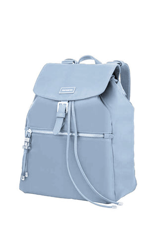 Samsonite KARISSA BACKPACK 1 POCKET (Candy Blue) - bag space Darling Harbour