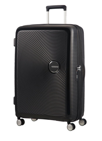American tourister Curio (Turquoise 80CM Spinner) - Bag Space Darling Harbour