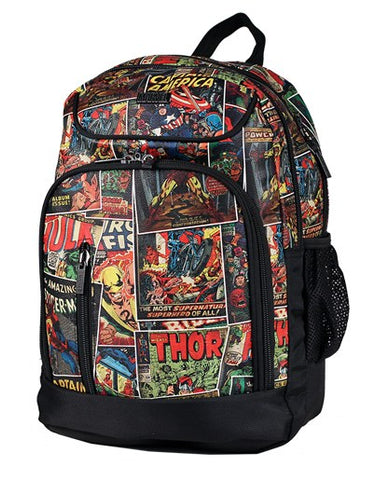 MARVEL AVENGERS LAPTOP BACKPACK - bag space Darling Harbour