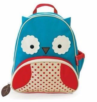 Zoo Packs Little Kids Backpack Owl - Bag Space Cherrybrook