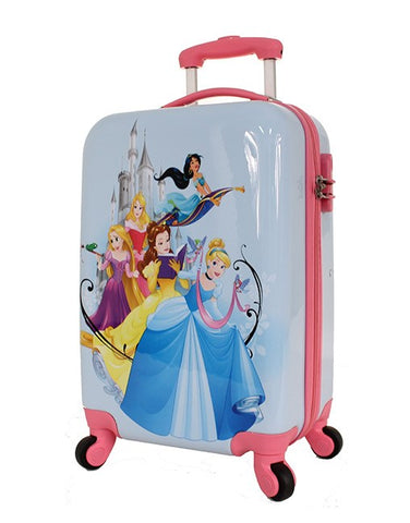 The Australian Luggage Co. PRINCESSES ON-BOARD TROLLEY CASE - bag space Darling Harbour