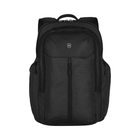 VICTORINOX Altmont Original Vertical-Zip Laptop Backpack (Black) - bag space Darling Harbour