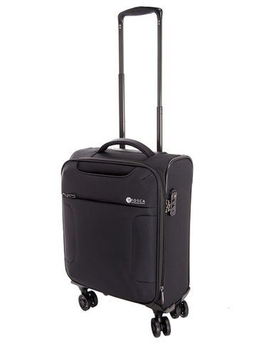 TOSCA SO LITE 3.0 18″ CARRY ON (Black) - bag space Darling Harbour