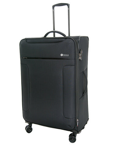 TOSCA SO LITE 3.0 29″ TROLLEY CASE (Black) - bag space Darling Harbour