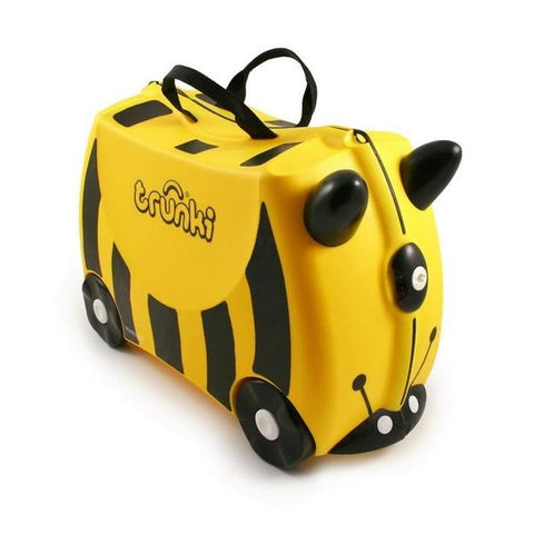 Trunki Bernard (Bee) - bag space Darling Harbour