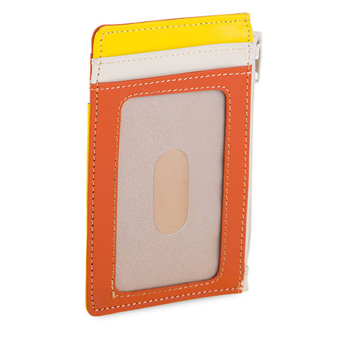 Credit Card Holder with Coin Purse (Puglia)