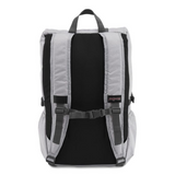 Jansport HATCHET (GREY HEATHERED POLY) - bag space Darling Harbour