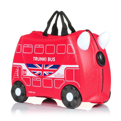 Trunki Boris the Bus - bag space Cherrybrook