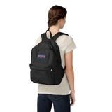 Superbreak backpack (Black) - bag space Cherrybrook