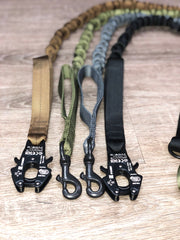 Nylon Bungee Leash with Control Handle