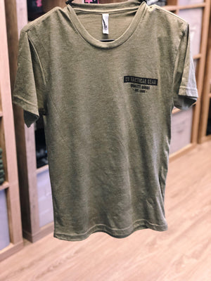 Lifestyle ID T-Shirt: Military Green