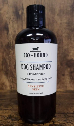 Fox + Hound Dog Shampoo and Conditioner