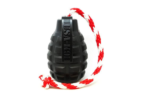 USA K-9 Grenade Reward Toy