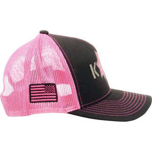 Pink K9 Tactical Gear Hat