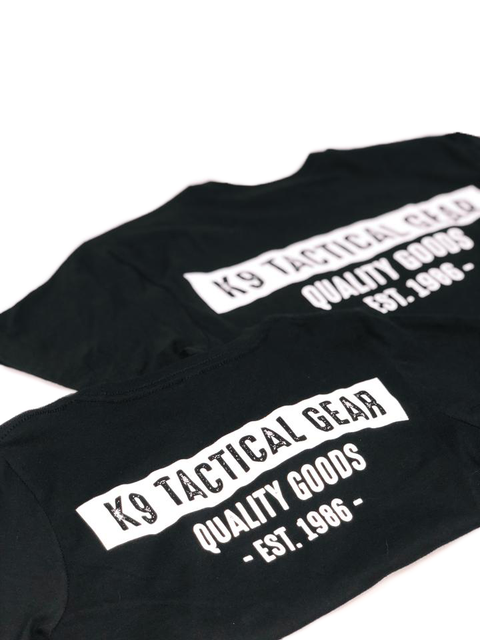 Kids Lifestyle ID T-Shirt: Black
