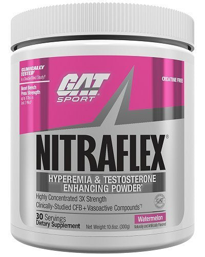 Nitraflex Testosterone Enhancing Pre Workout