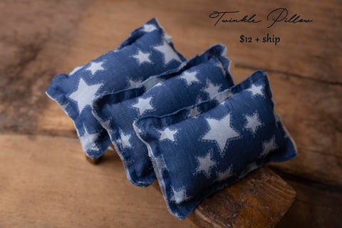 Twinkle Pillow