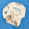 FIGHTER'S CLUB CREW NECK - SAND