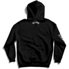 JIU JITSU DAY EVERYDAY HOODIE - BLACK