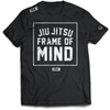 JIU JITSU FRAME OF MIND T-SHIRT - BLACK
