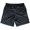 WOLVES SHORTS - BLACK