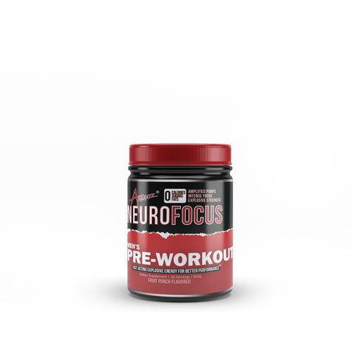 Mens Neurofocus Pre-Workout