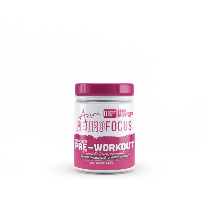 Womens NeuroFocus Pre-Workout