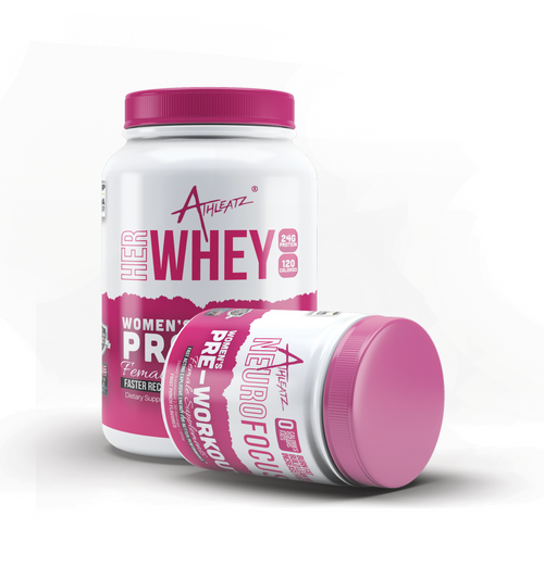 Womens Protein & Pre Workout Bundle